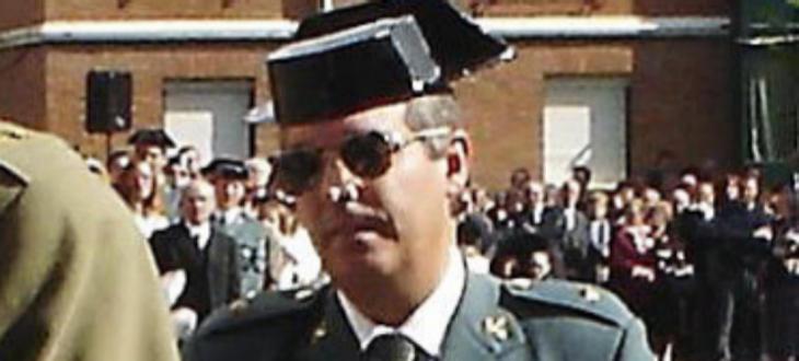 El hijo de Tejero fue ascendido a coronel después de homenajear el golpe de Estado