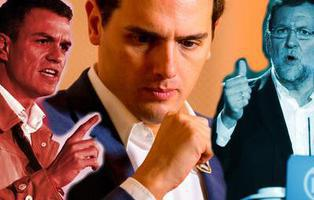 """Cuando todo da la vuelta: el PP contra Rivera por \""""socialista\"""""""