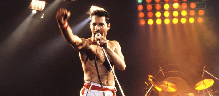 Hablar de SIDA nos recuerda a la prematura muerte de Freddie Mercury