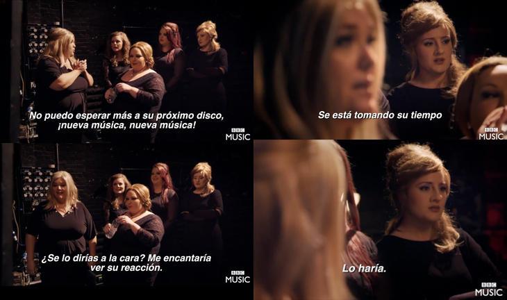 Jenny contra Adele