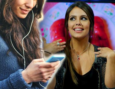 Una chica llamada Cristina Pedroche: 'Recibo muchos mensajes desagradables de tíos intentando ligar con ella'