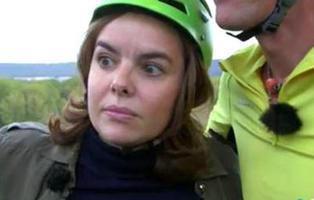 Los 7 mayores marrones de Soraya Sáenz en 'Planeta Calleja'