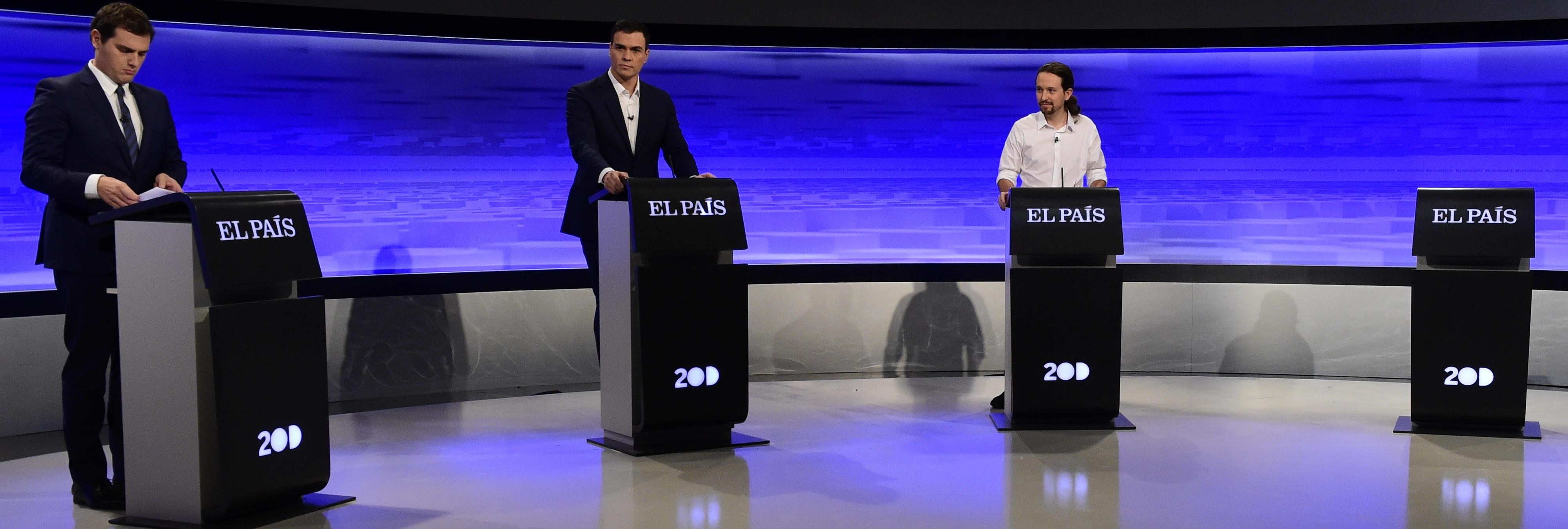 La mujer de Pedro Sánchez trolea la victoria de Pablo Iglesias en el debate de El País
