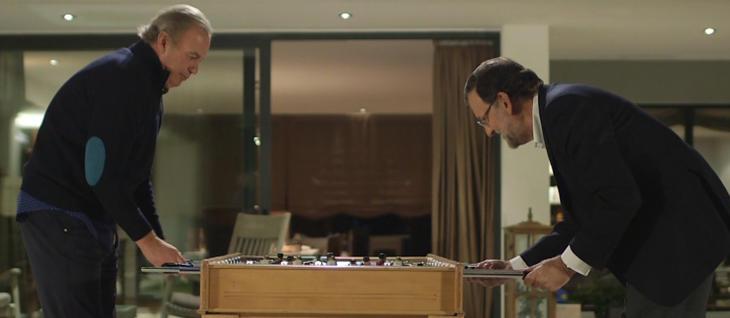 Rajoy sí tendrá tiempo para una entrevista con Bertín, donde fue vetado Pablo Iglesias