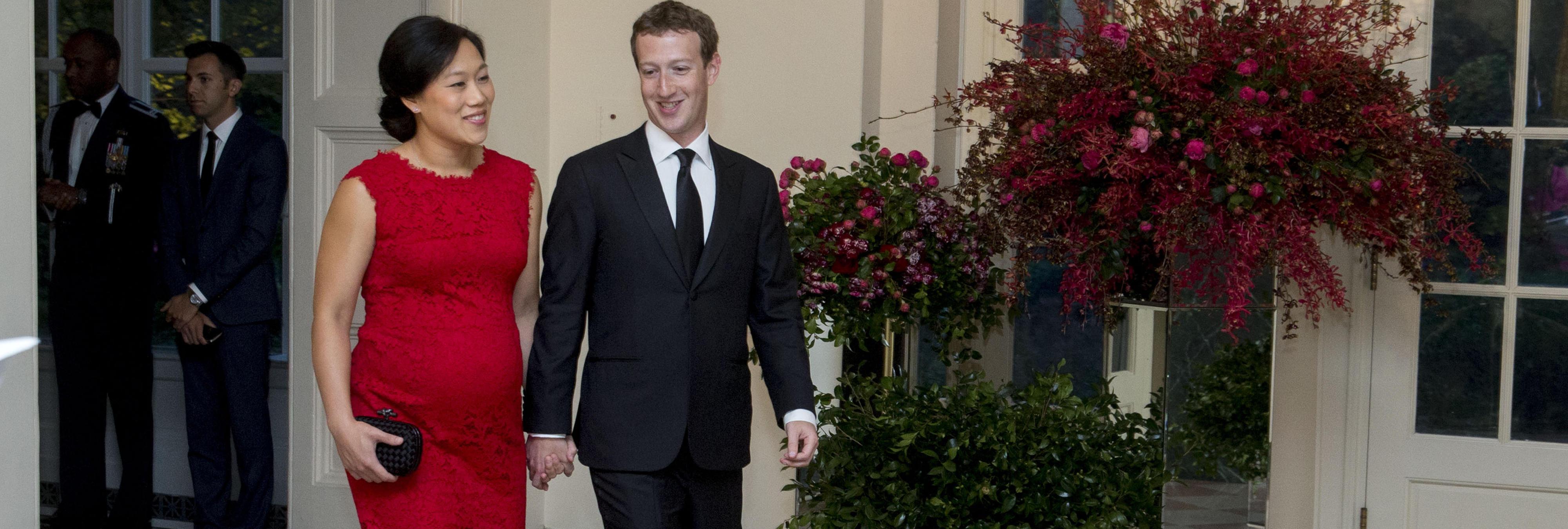 Mark Zuckerberg y su mujer donarán el 99% de sus acciones de Facebook
