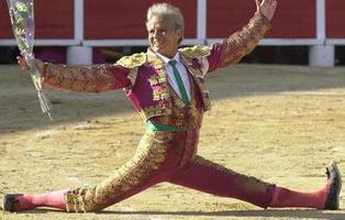 \'El Córdobes\', nuevo torero en recibir la Medalla de las Bellas Artes