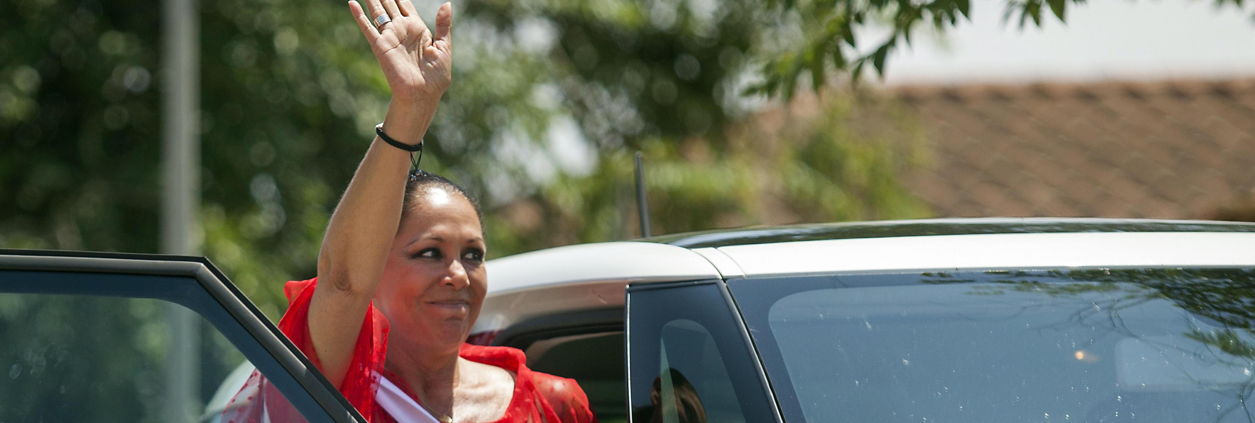 Isabel Pantoja recibe el tercer grado y disfrutará de un régimen de semilibertad