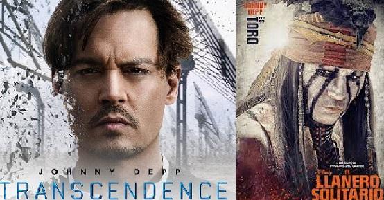 Ambas películas, son claros ejemplos de sus fracasos en taquilla