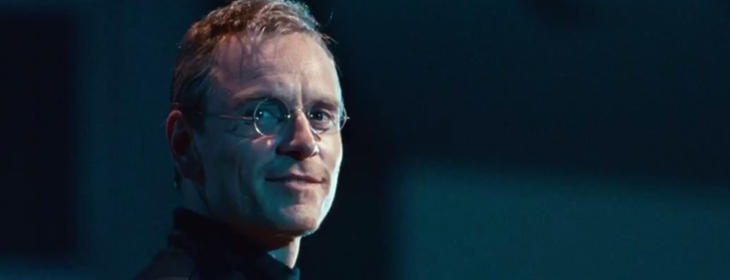 Fassbender interpreta a Steve Jobs