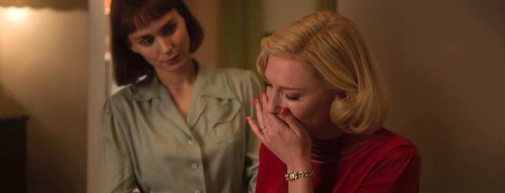 'Carol' es la película más nominada