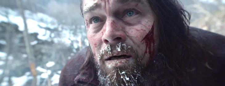 Leonardo DiCaprio, nominado por 'El renacido'