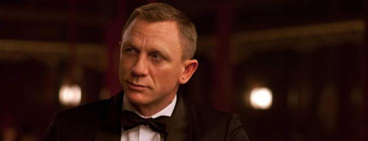 James Bond nunca ha sido muy querido en los Globos de Oro
