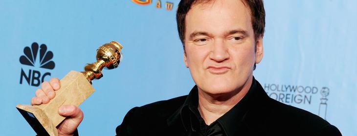 Tarantino ha ganado cuatro Globos de Oro