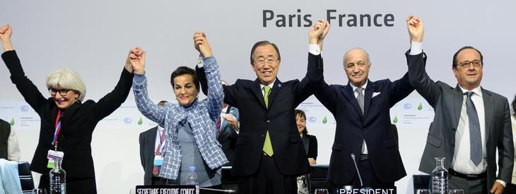 La COP21 ha finalizado con un acuerdo de mínimos