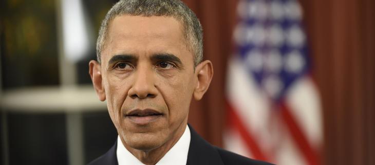 Obama reconoce el peligro del cambio climático