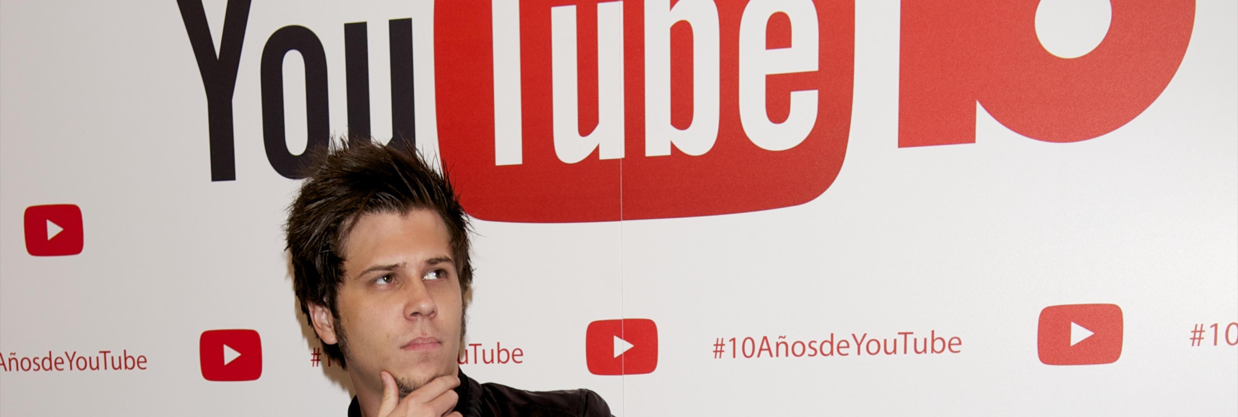 Reunión masiva de youtubers en el 'YouTube Rewind 2015'