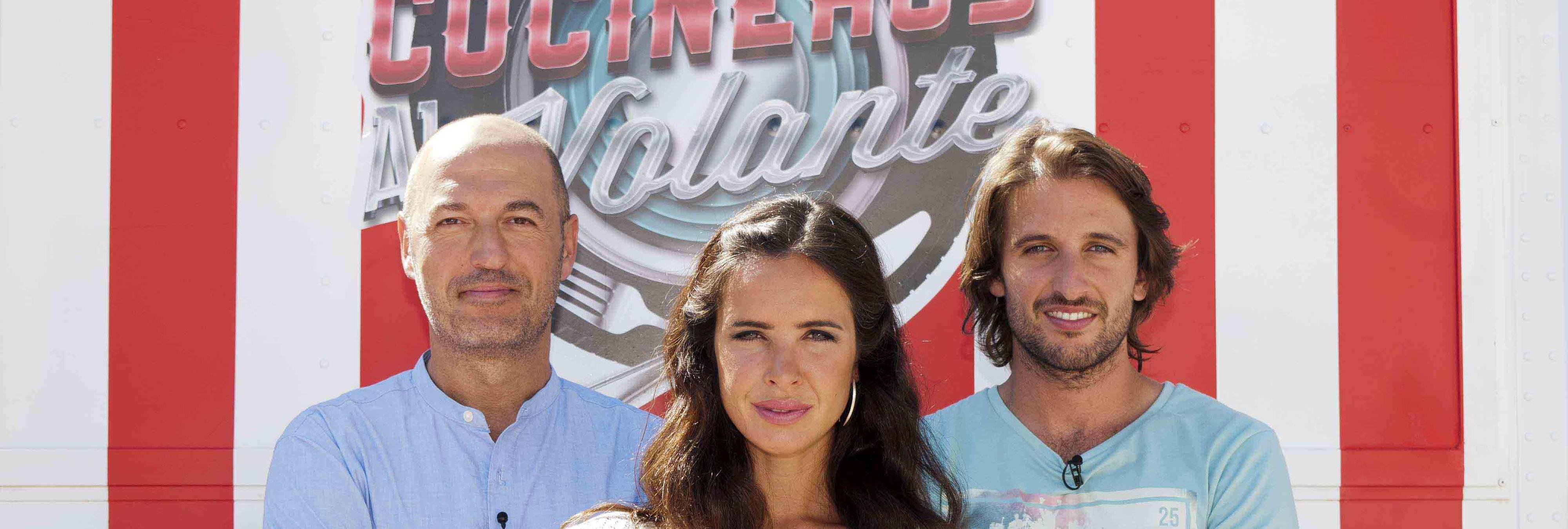 Un concursante de 'Cocineros al Volante' denuncia al PP por usar su imagen sin permiso