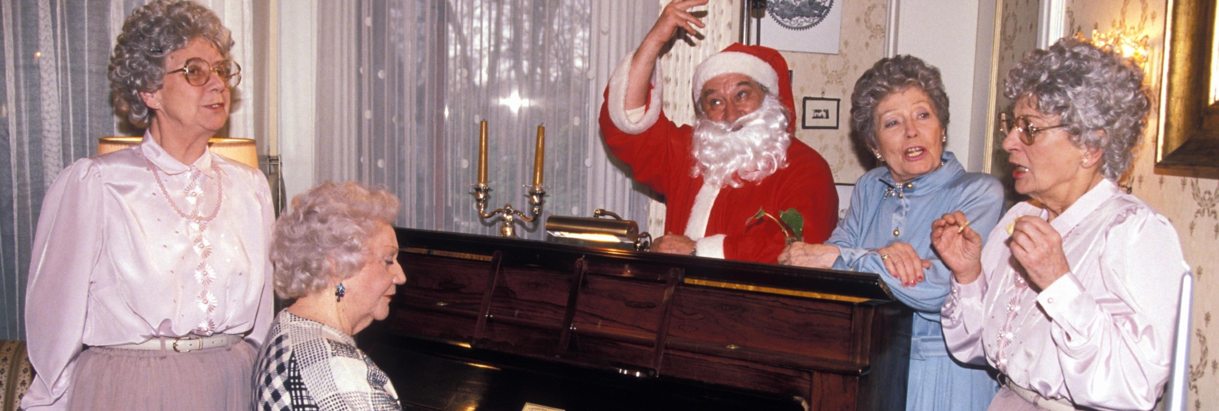 10 de las costumbres navideñas más extrañas del mundo