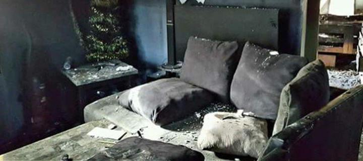 Una casa en Louisana, incendiada a causa de un hoverboard
