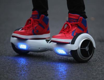Hoverboard, el regalo estrella de esta Navidad que han prohibido en Londres y Nueva York