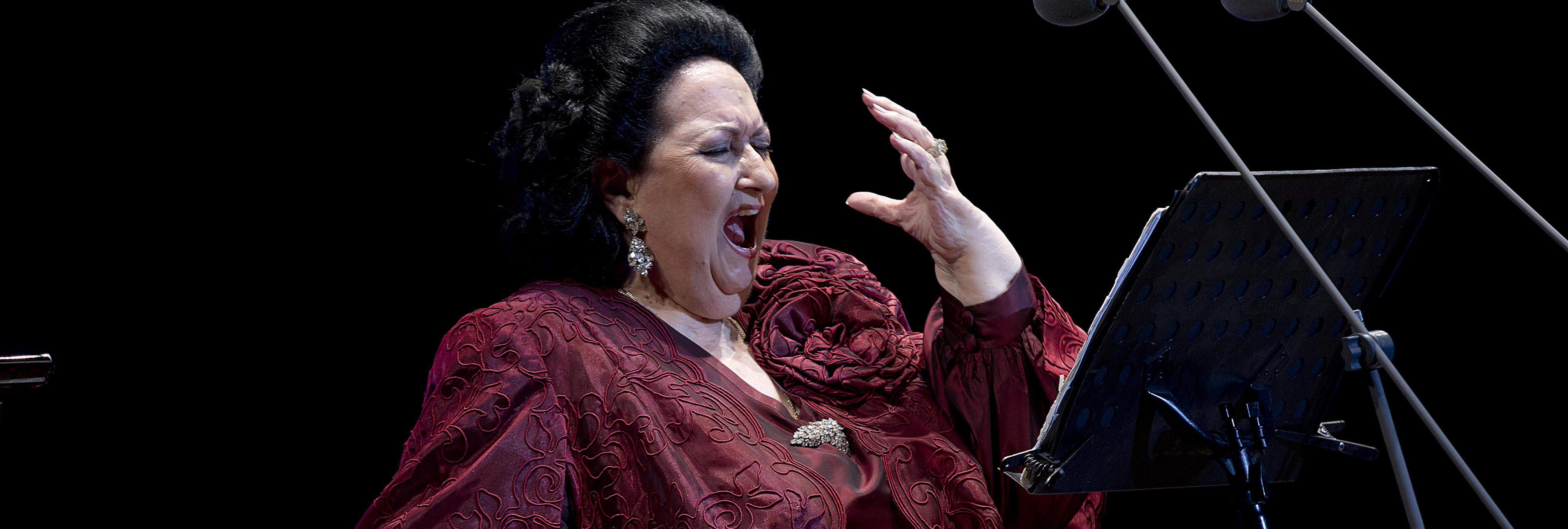 Montserrat Caballé es condenada a prisión tras confesar su fraude a Hacienda