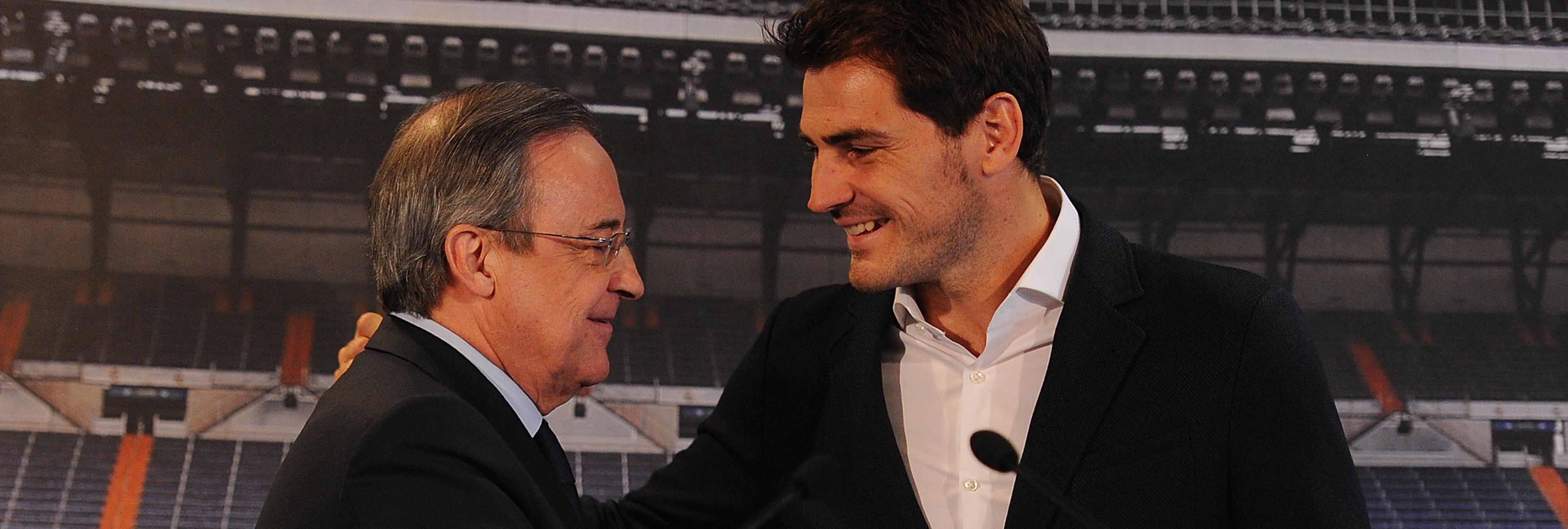 La parte de su cuerpo que Florentino Pérez ha prohibido que salga en Real Madrid TV
