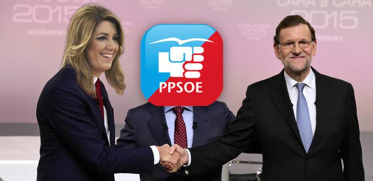 Desde el PP se contempló una coalición con el PSOE