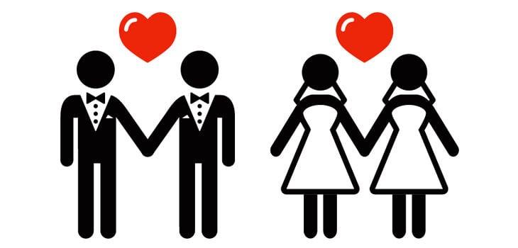 Atracción física o emocional por personas del mismo sexo