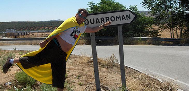 Guarromán no es un superhéroe, también es un pueblo. Fuente: Flickr Amiantum