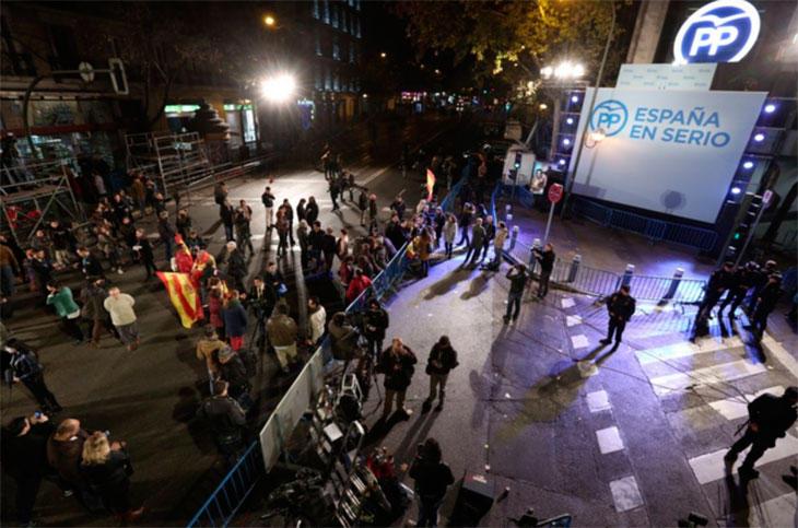 Génova, vacía (El País)