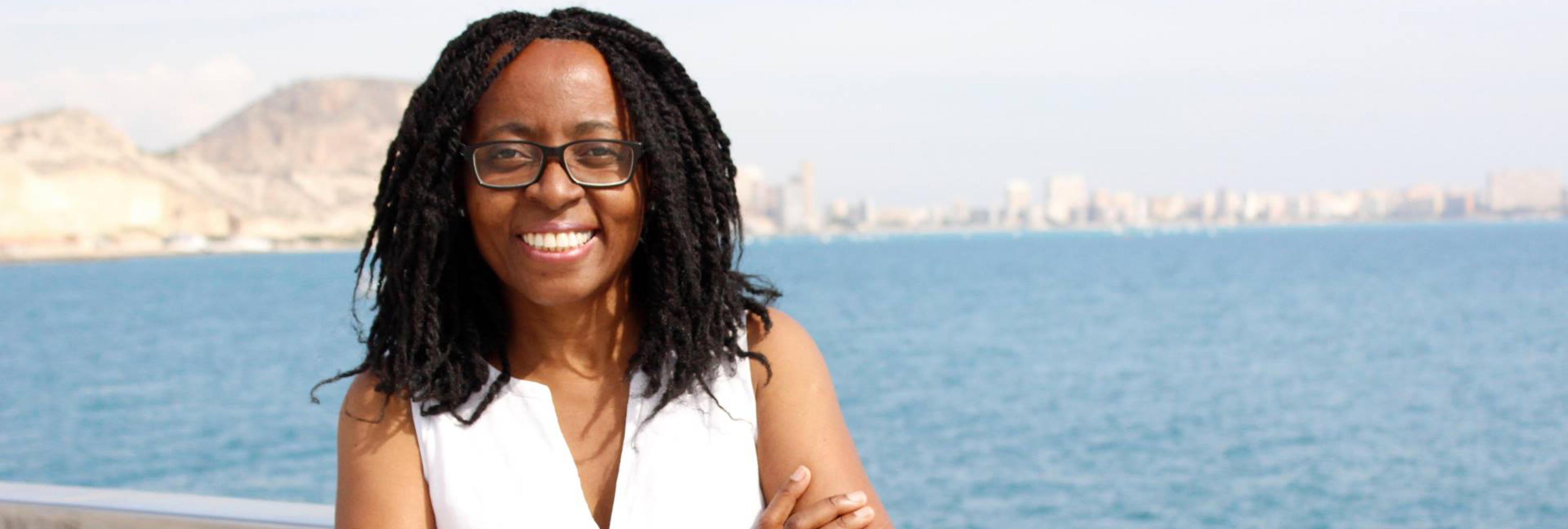 Rita Bosaho, primera diputada negra de la historia de España