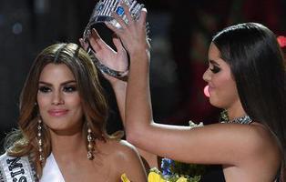 Vergüenza ajena máxima en Miss Universo cuando el presentador se equivocó con la ganadora
