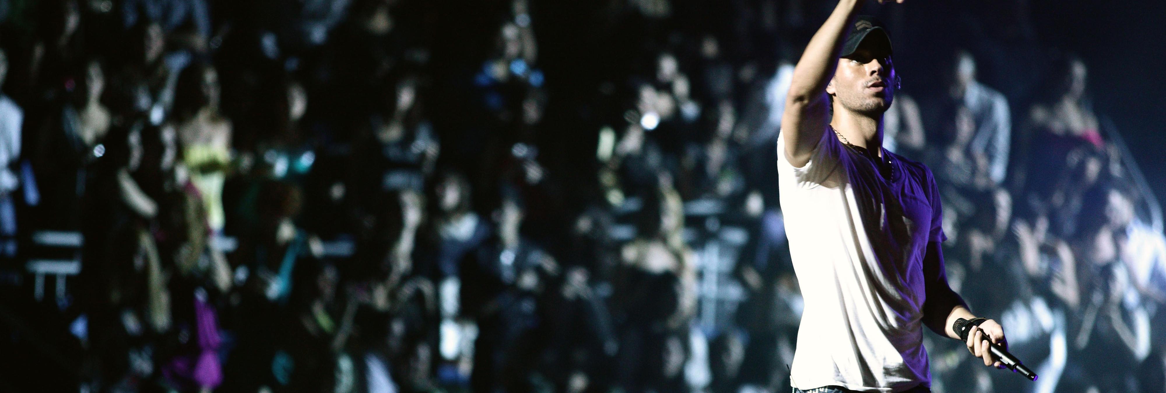 """El presidente de Sri Lanka pide azotes """"con una raya venenosa"""" tras el concierto de Enrique Iglesias"""