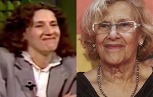 Manuela Carmena fue entrevistada por Carmen Maura en 1981... y ya era la Carmena actual