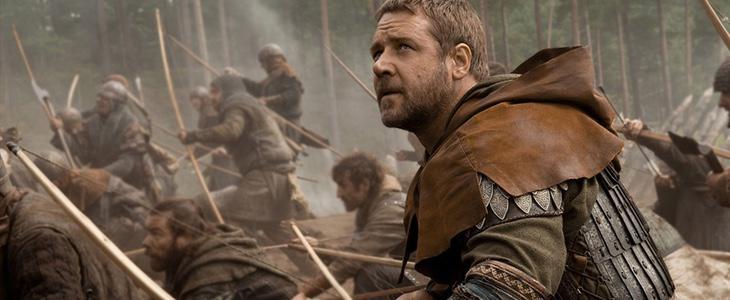De momento no veremos una saga 'Robin Hood' al estilo de 'Los Vengadores'