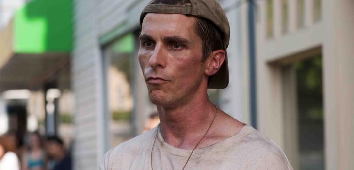 Christian Bale en 'The Fighter'