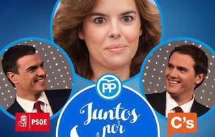 #JuntosPorSoraya, el plan para convertir en presidenta a Santamaría