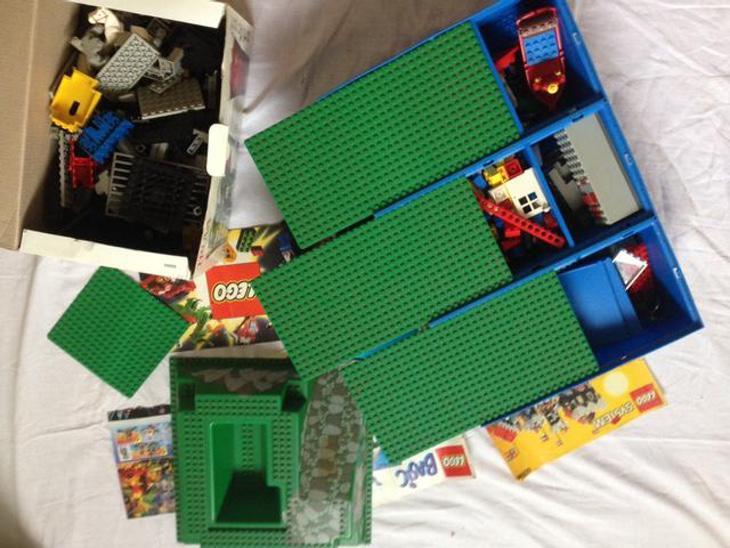 La maleta de Lego