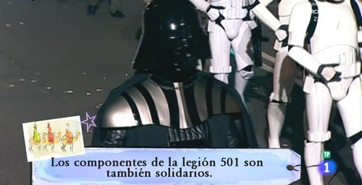 Pero... ¿Darth Vader no era malo?