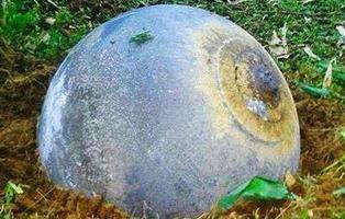 Unos extraños OVNI en forma de bola caen sobre Vietnam