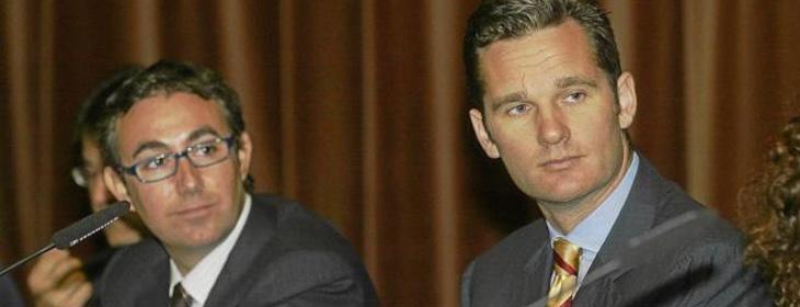 Torres y Urdangarín en el año 2004 (El Mundo)