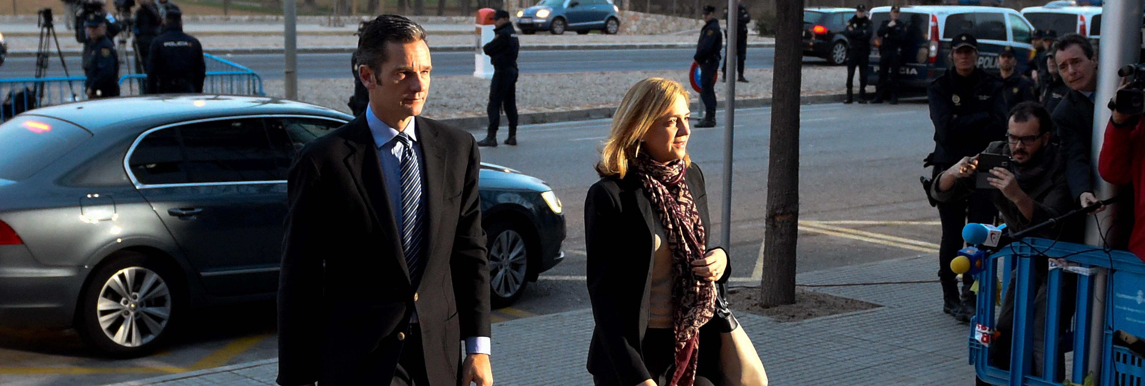 10 preguntas para entender el juicio de la Infanta Cristina e Iñaki Urdangarín por el caso Nóos