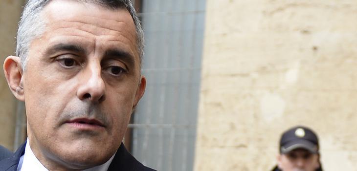 Jesús María Silva, abogado de la Infanta Cristina
