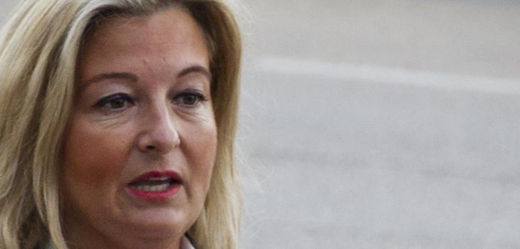 Virginia López Negrete, abogada de la acusación