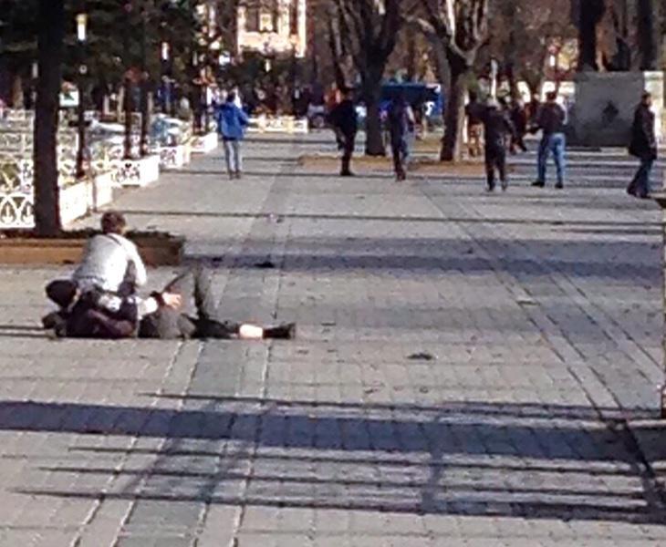 Explosión en el centro turístico de Estambul
