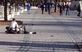Estalla una bomba en el centro turístico de Estambul