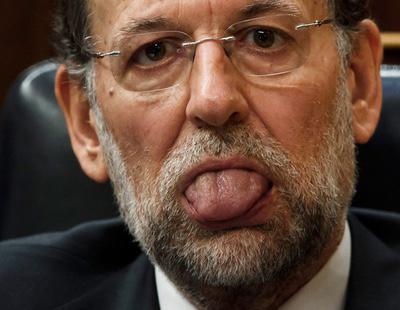 """No, Mariano Rajoy no ha dicho """"muchas tardes y buenas gracias"""""""