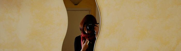 Hasta Velma, la cerebrito de Scooby Doo, se hace selfies en este espejo