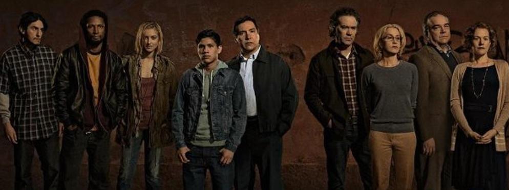 Personajes de 'American Crime'