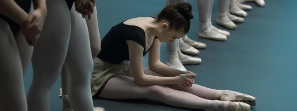 Claire no es una bailarina más